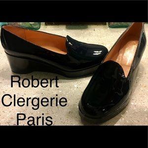New Robert Clergerie wedges 5